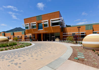 College of Marin, Math & Science Complex