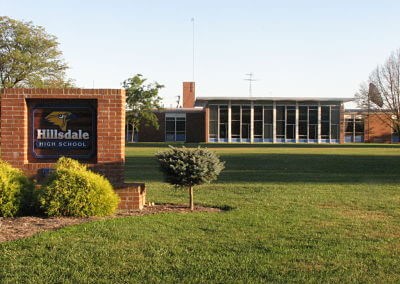 Hillsdale Hs Underground Piping Replacement