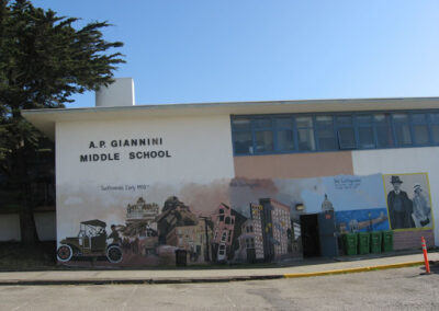 A.P. Giannini Middle School #151